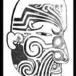 Symbolique et Modèle de tatouage Maori : le Taiohou
