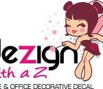 Dezign with a Z wall decals and stickers