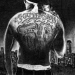 Le tatouage en Noir et Blanc de 50 Cent
