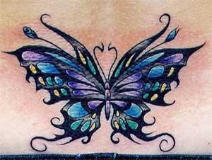 Tatouage Papillon Modele De Tatouage Et Signification Symbolique