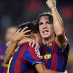Tatouage de Carles Puyol sur le poignet