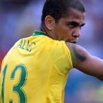 Tatouage de Daniel Alves, joueur du Brésil