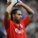 Tatouage de Glen Johnson, joueur de l'Angleterre et Liverpool