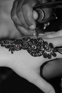 L'art du tatouage au henné