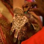 La cérémonie du henné traditionnel