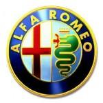 Serpent du logo Alpha Roméo
