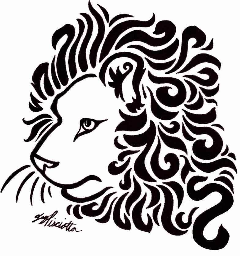 Female Lion Tattoos