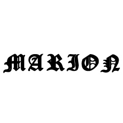 Tatouage Prenom Marion Modele Mathilde