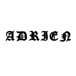 Tatouage Prenom Garcon Prenoms Masculins Francais Arabe Chinois