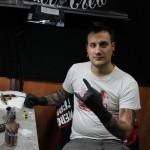 Nico tattoo crew, de Grèce