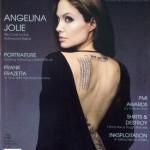 Tatouage d'Angelina Jolie sur l'épaule