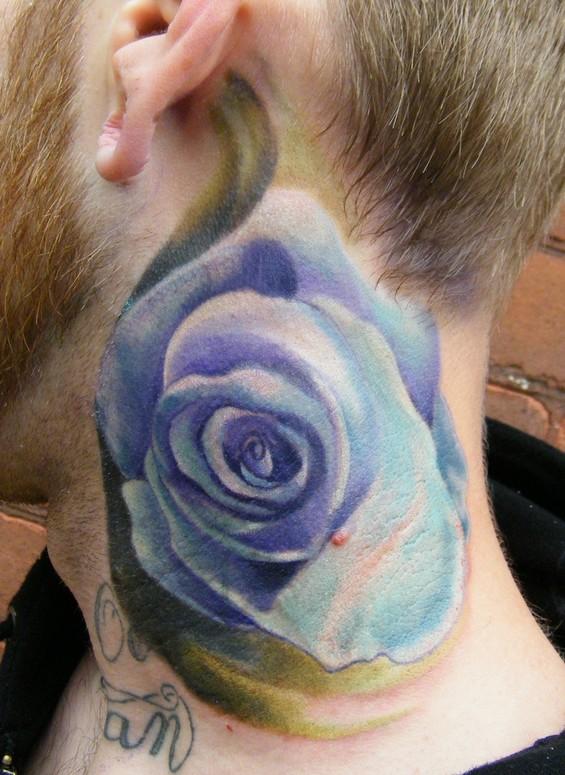 Tatouage Cou Modeles De Tattoos Sur Le Cou Pour Femme Et Homme