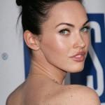 Tatouage de Megan Fox sur l'épaule