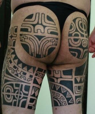 Tatouage cuisse femme et homme mod le de tatouage sur la cuisse tattoo tatouages com - Tattoo cuisse femme ...