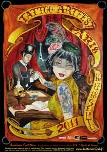 Tattoo art fest 5 salon du tatouage de paris tattoo tatouages com - Bon salon de tatouage paris ...