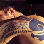 Tatouage Josh Kronfeld ex- All Blacks