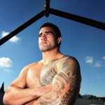 Tatouage bras Maori Liam Messam des All Blacks