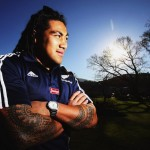 Tatouage bras Maori Ma'a Nonu des All Blacks