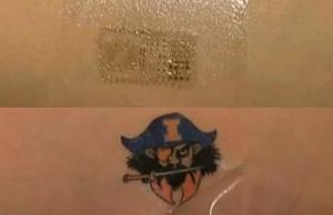 Un tatouage santé qui détecte les signes vitaux