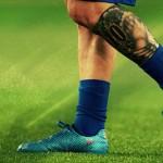 tatouage sur le tibia de Lionel Messi