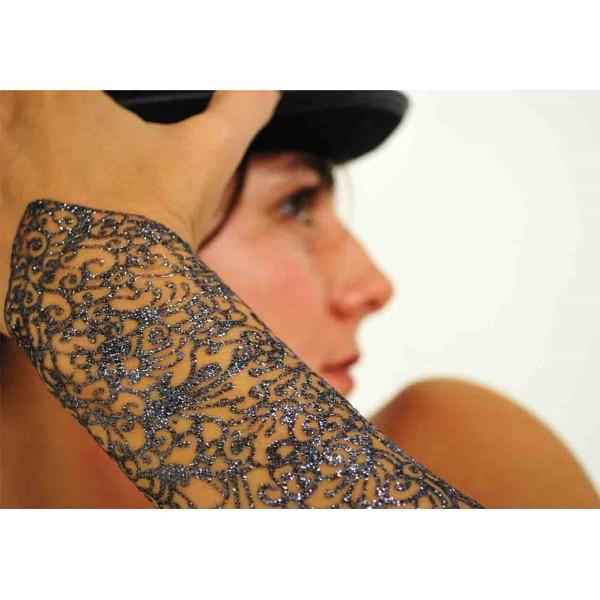 tatouage temporaire paillettes : tattoo éphémère en strass | tattoo
