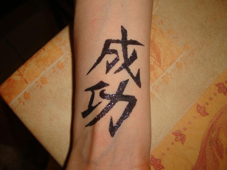 tatouage kanji signification. Black Bedroom Furniture Sets. Home Design Ideas
