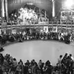 La piste du cirque