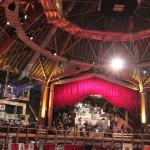 La salle principale de la convention du tatouage