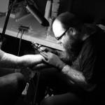 Tatouage sur l'avant-bras