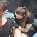 Sissou de Insolit Tattoo, Nimes