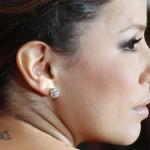 Tatouage sur la nuque d'Eva Longoria, Ex-Parker
