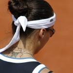 tatouage de yaroslava shvedova