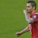 Tatouage de mathieu debuchy
