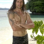 teheiura de koh lanta : tatouage polynesien