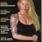 couverture tatouage magazine n 18 janvier fevrier 2001