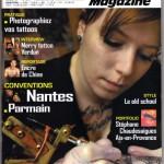 couverture tatouage magazine n 53 novembre decembre 2006