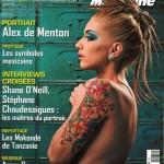 couverture tatouage magazine n 65 novembre decembre 2008