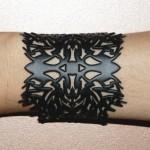 bracelet tatouage noir