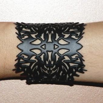 Tatouage bijoux colliers bracelets de vrai faux tatouages tattoo tatouages com - Tatouage bracelet noir signification ...