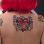 faux tattoo bijou
