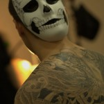 la team starasian tattoo et leurs masques