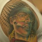 tatouage las vegas parano
