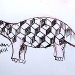 dessin dinosaure by elpatman
