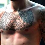 tatouage art du point