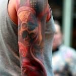 tatouage couleur apocalypse