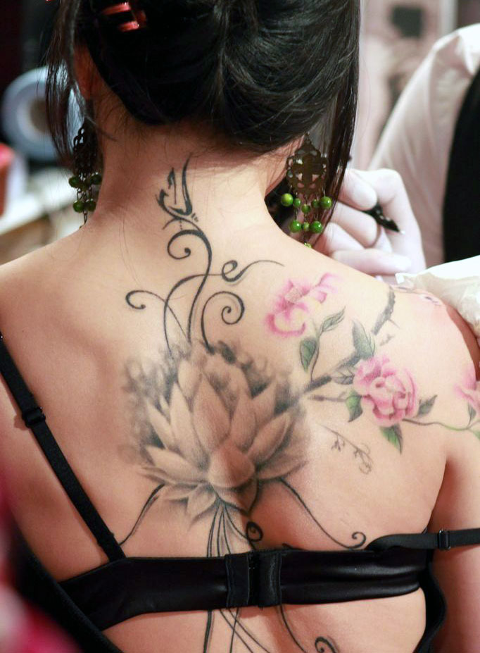 1000 images about tatouage on pinterest tattoos and. Black Bedroom Furniture Sets. Home Design Ideas