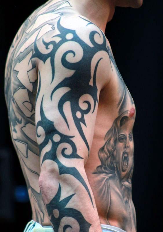 mondial du tatouage 2013 reportage et photos tattoo tatouages com. Black Bedroom Furniture Sets. Home Design Ideas