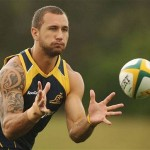 Tatouage de Quade Cooper