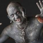 Lucky diamond rich : tatoue à 99%, jusqu'à l'interieur des oreilles, de la bouche et du prepuce