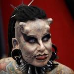 Marie-Jose Cristerna, la femme vampire
